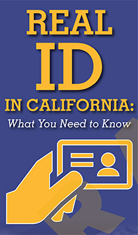 Real ID in California