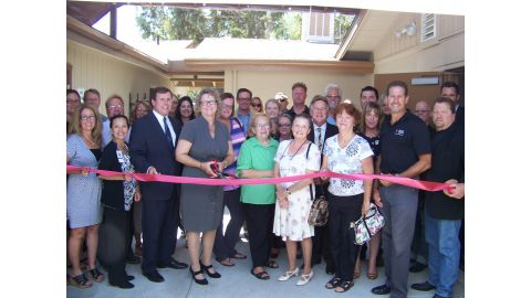 Simi Valley Samaritan Center Kitchen Grand Opening