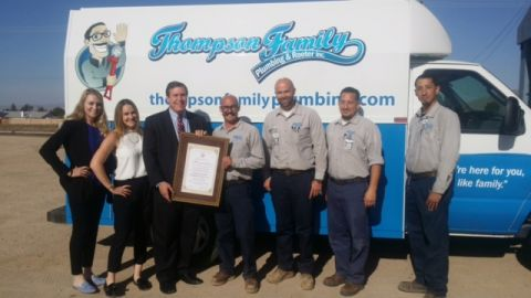 Small Business of the Month: Thompson Family Plumbing & Rooter