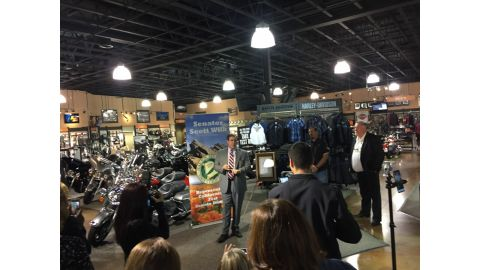 Wilk's Small Business of the Month award goes to Antelope Valley Harley Davidson