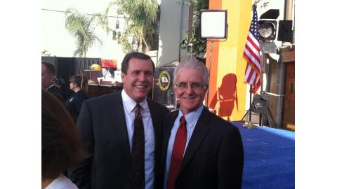 California Film Tax Credit signing with LA City Councilman Paul Krekorian
