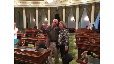 Wilk Honors Jim Lentini as 38th Assembly District Veteran of the Year