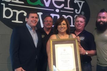 Bravery Brewing of Lancaster named SD 21 Small Business of the Month