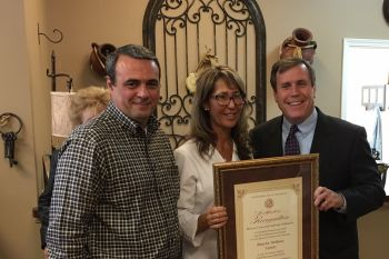 Rancho Wellness of Palmdale, the 21st Senate District Small Business of the Month for May, 2017