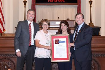 Carousel Ranch Honored