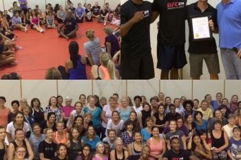Wilk's Women Safety & Self-Defense Workshop a Success